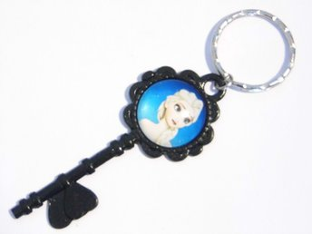 Frost nyckelring / Frozen keyring