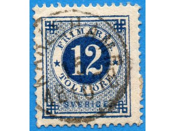 F32 KARLSHAMN 1878.10.15 (11977) PR - Luleå - Facit nr: 32Ort: KARLSHAMN Datum: 1878.10.15Landskap: Blekinge (BL)Facit Värde: 8 (Facit SC 2018)Postal Värde: 15 (Postal IX)Objektnummer: 11977GARANTI:Alltid full returrätt oberoendeorsak inom 10 dagar!Läs 'mer info' under fraktLycka till, v - Luleå