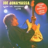 Bonamassa Joe: A new day yesterday - Live 2001 (CD) Ord Pris 159 kr SALE