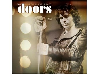 Doors: Live on air 1967-72 (4 CD)