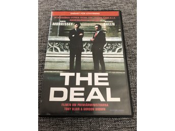 The deal - Svenskt text