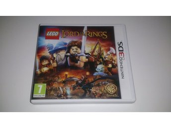 - Lego Lord of the Rings N3DS -