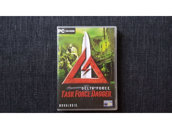 Delta Force-Task Force Dagger PC