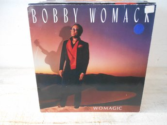 SOUL LP REA !!!!! Bobby Womack - Womagic !!!!!