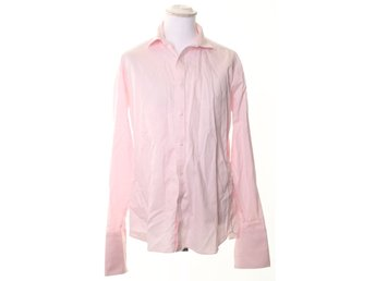 The Shirt Factory, Skjorta, Strl: 42, Rosa