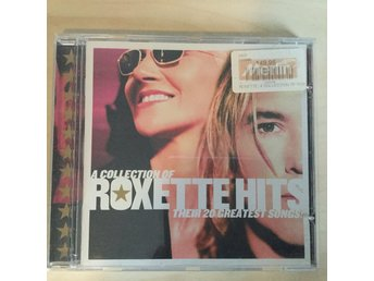 Roxette A Collection of Roxette Hits CD