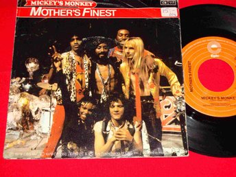 "MOTHER´S FINEST - MICKEY´S MONKEY 7"" 1979"