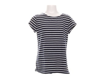 Holly & Whyte by Lindex, T-shirt, Strl: 146, Blå/Vit