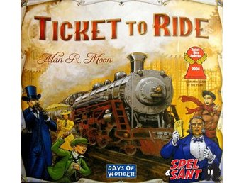 Ticket to Ride (Skandinavisk Version)