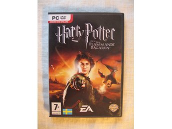 Harry Potter och den flammande bägaren PC CD ROM
