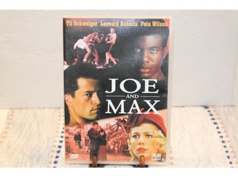 "DVD-film , "" JOE & MAX """