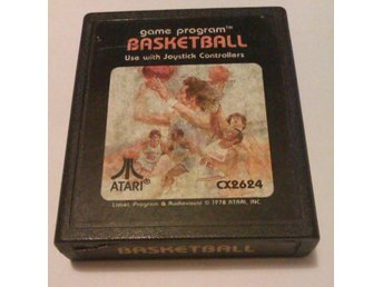 Basketball - Atari 2600 - NTSC