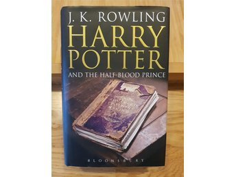 JK Rowling, Harry Potter and the Half-Blood Prince