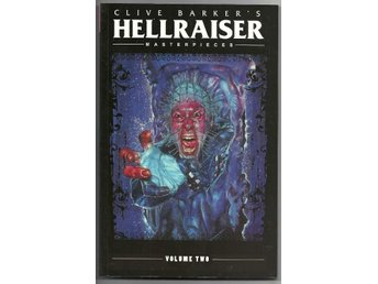 Clive Barker's Hellraiser: Masterpieces Volume 2 TP NM Ny Import