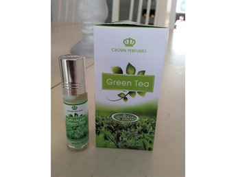 Al-Rehab Green Tea Edp Oil 6ml - Göteborg - Al-Rehab Green Tea Edp Oil 6ml - Göteborg