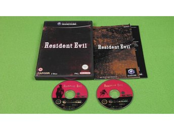 Resident Evil GameCube Game Cube