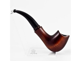 New Handmade classic pear smoking pipe - 15,5cm | pipa
