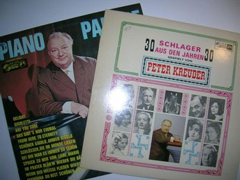 2 Lp  PETER KREUDER