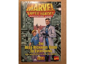 The Reed Richards Guide to Everything (Marvel Super Heroes RPG)