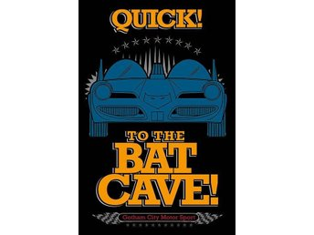 DC Comics - Batman (To the Bat Cave)