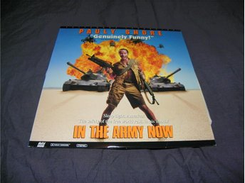 In the army now - Letterbox laserdisc - 1st - Säffle - In the army now - Letterbox laserdisc - 1st - Säffle