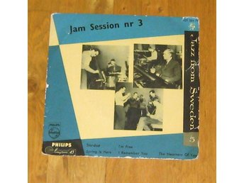 Jazz  from Sweden  Jam Session 3 1956