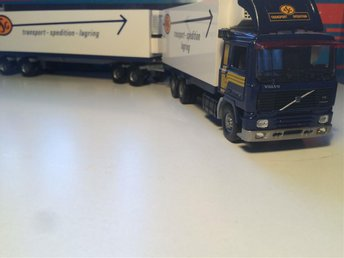 Tekno Holland 1991 Volvo F12/IC ASG