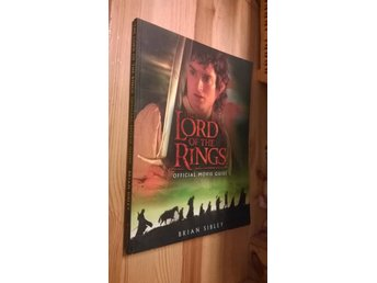The Lord of the Rings Official Movie Guide: Brian Sibley