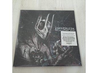 SEPTIC FLESH - REVOLUTION DNA. NY GATEFOLD LIMITED GATEFOLD D-LP.