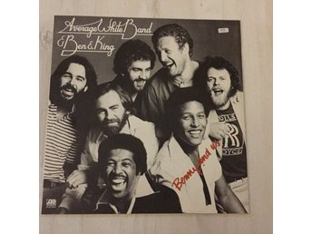 AVERAGE WHITE BAND & BEN E. KING - BENNY AND US. (NEAR MINT LP)
