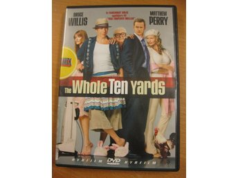 THE WHOLE TEN YARDS - BRUCE WILLIS, MATTHEW PERRY - DVD