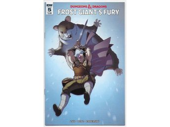 Dungeons & Dragons: Frost Giant's Fury # 5 NM Ny Import