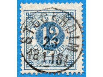 F32 STOCKHOLM 1881.11.23 (12479) PR - Luleå - Facit nr: 32Ort: STOCKHOLM C.Datum: 1881.11.23Landskap: Uppland (U)Facit Värde: 8 (Facit SC 2018)Postal Värde: 10 (Postal IX)Objektnummer: 12479GARANTI:Alltid full returrätt oberoendeorsak inom 10 dagar!Läs 'mer info' under fraktLycka till, v - Luleå