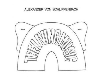 Schlippenbach Alexander Von: The Living Music (Vinyl LP)