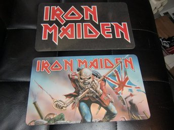 Iron Maiden Cutting Board frukostbricka 2 st