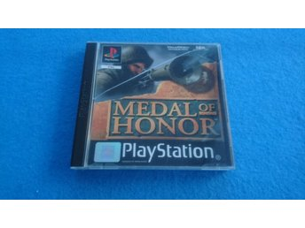 PS1 Medal Of Honor Komplett