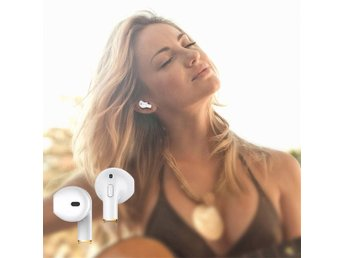 Mini Wireless Bluetooth Earphone Stereo Earbud hörlurar For iPhone, Samsung, mm