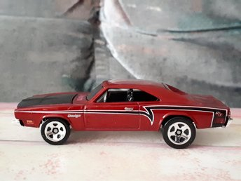 1969 DODGE CHARGER HOT WHEELS 1:64