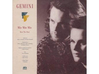 "Gemini (5) - Mio Min Mio (7"", Single)"