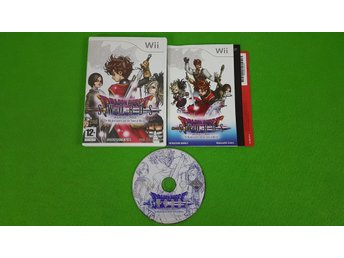 Dragon Quest Swords The Masked Queen and the Tower of Mirror KOMPLETT Wii
