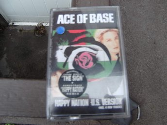 Ace Of Base Happy Nation the sign US version kassettband