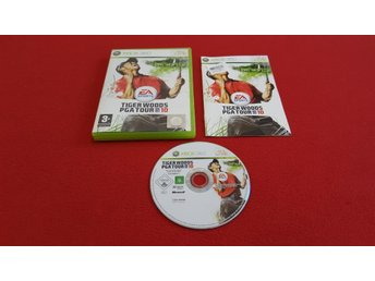 TIGER WOODS PGA TOUR 10 till Xbox 360
