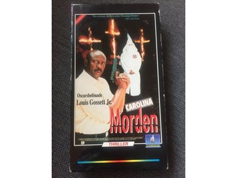 VHS Carolina Morden/Carolina Skeletons (Louis Gossett Jr)