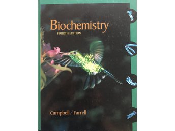 Biochemistry 4 th edition (campell/farell)