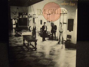 45 - TIME GALLERY. Carefree days/Hearts of Hunger. 1986