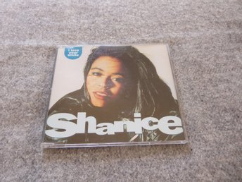 SHANICE i love your smile. 3 track.1991
