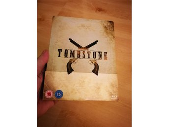 Tombstone-LIMITED EDITION STEELBOOK UK