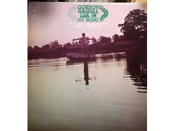 GORDON HASKELL    Sail in my boat   Cbs-UK-69  KING CRIMSON m.m