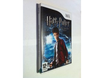 Wii: Harry Potter and the Half-Blood Price
