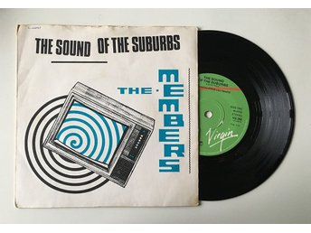 "The Members ""Sounds Of the Suburbs"" 1979"